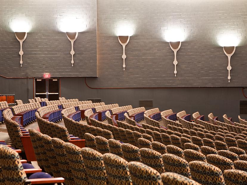 Cramton Auditorium