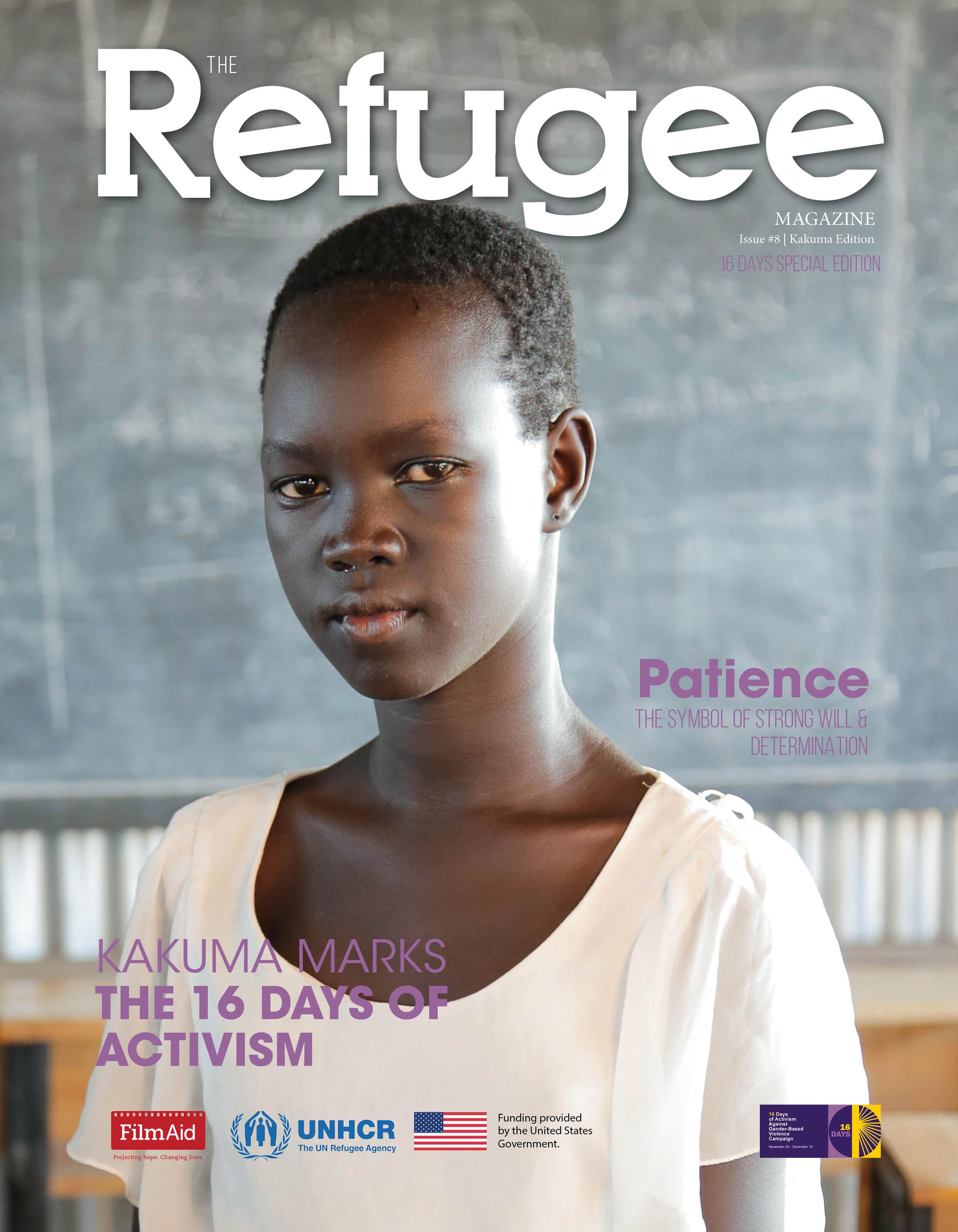 Refugee Magazine Issue 8 (Printers version) WITH PRM LOGO.jpg