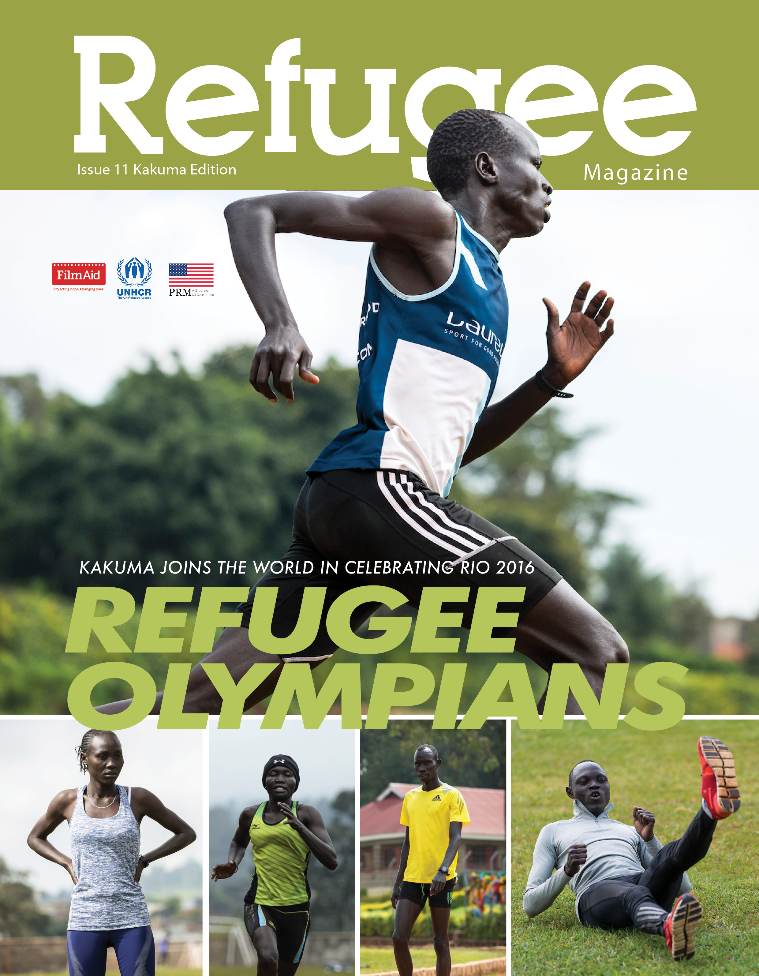 Kakuma Issue 11 - Refugee Olympians