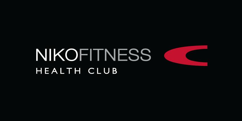 Black Niko Fitness logo