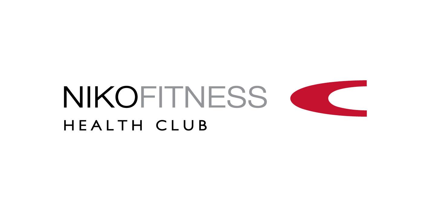 White Niko Fitness logo