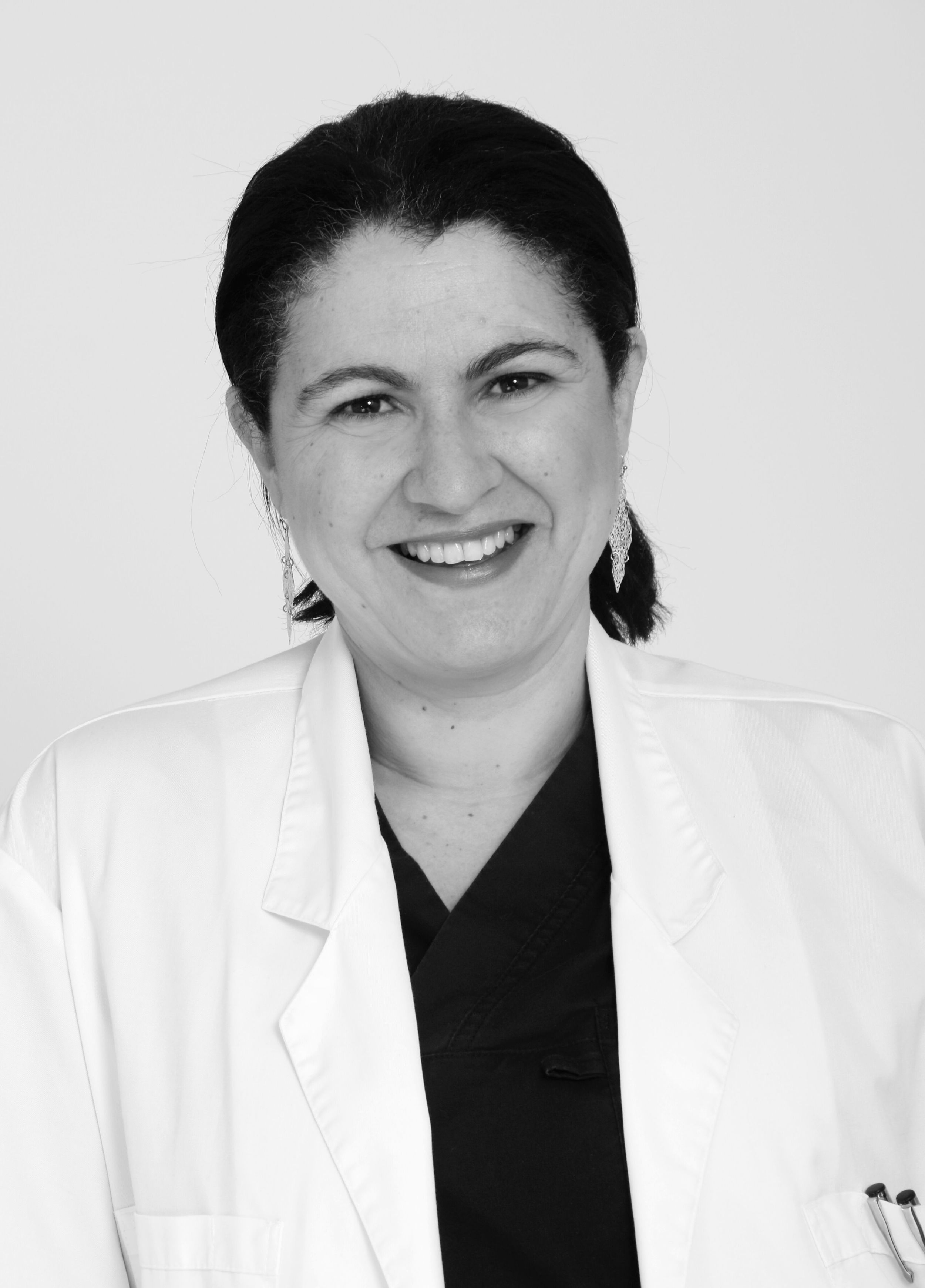 Leila Guermas-Fredriksson   Hudläkare - Specialist i Dermatologi