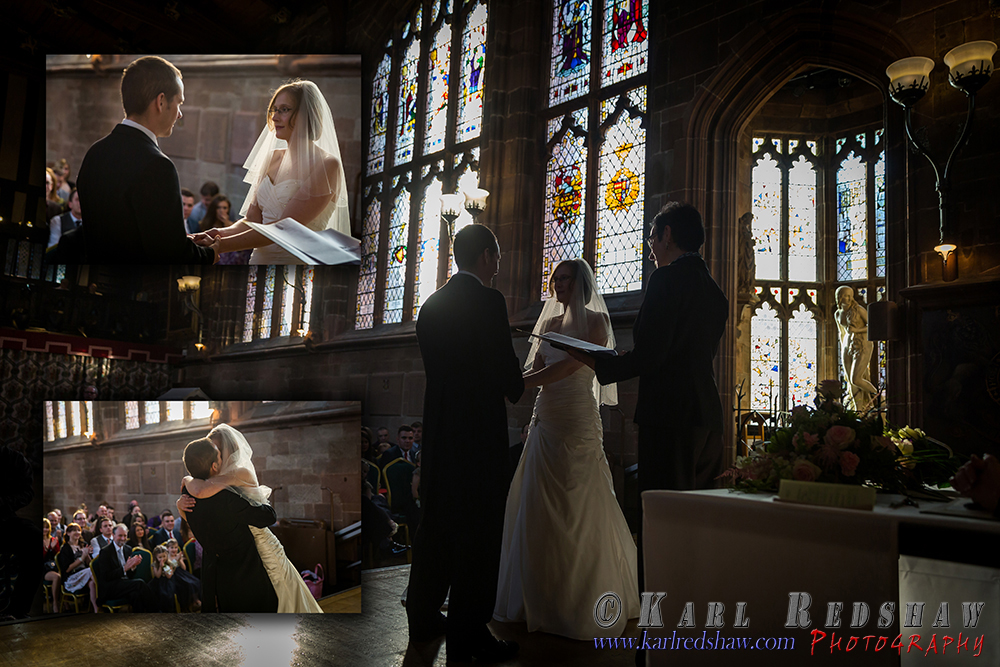 St Mary's Guildhall Wedding