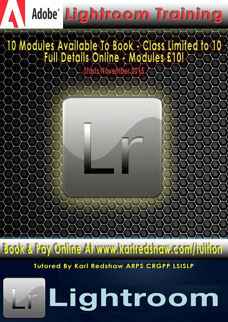 Lightroom Modules Course