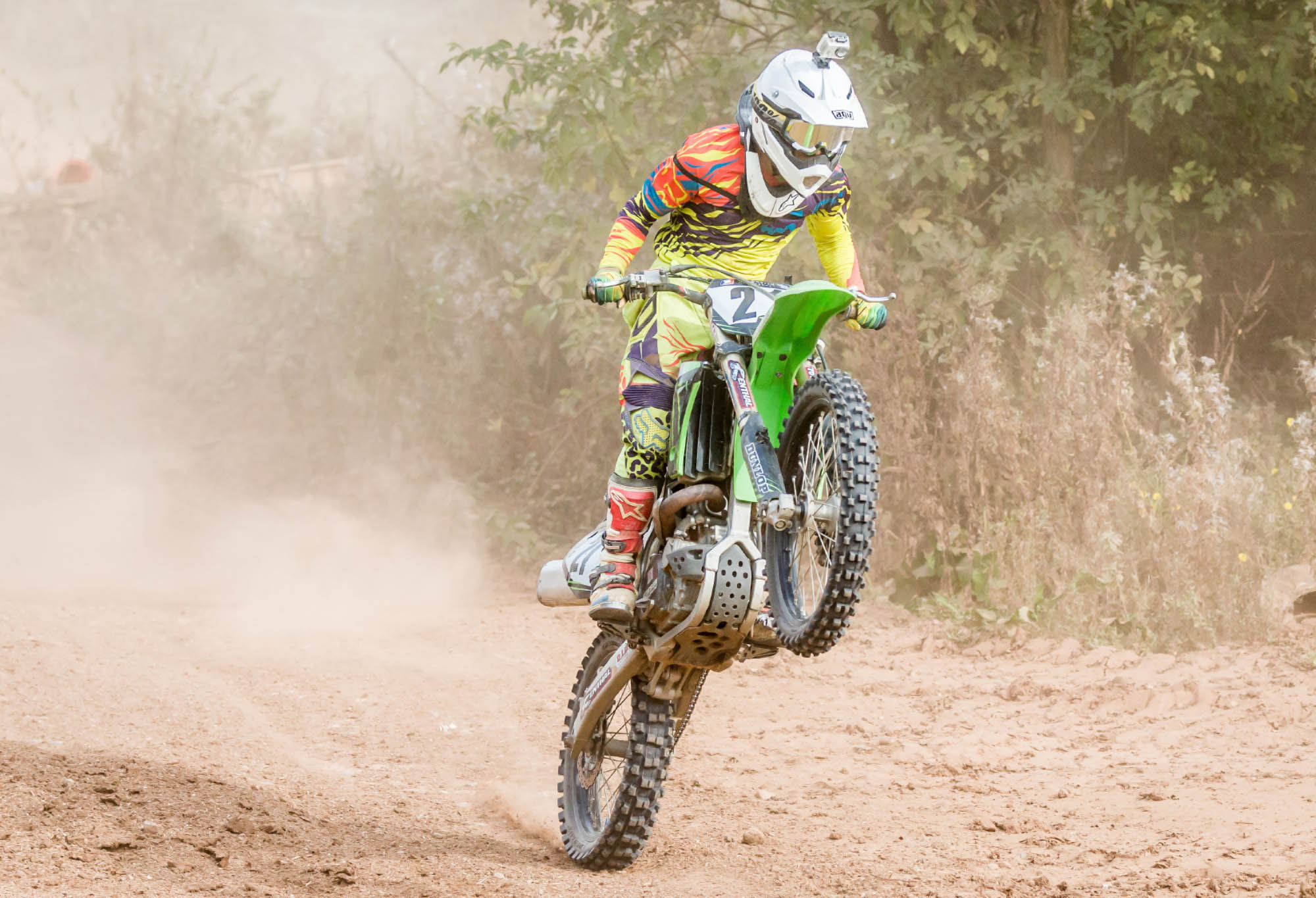 Motocross Photographer Aperture Sports