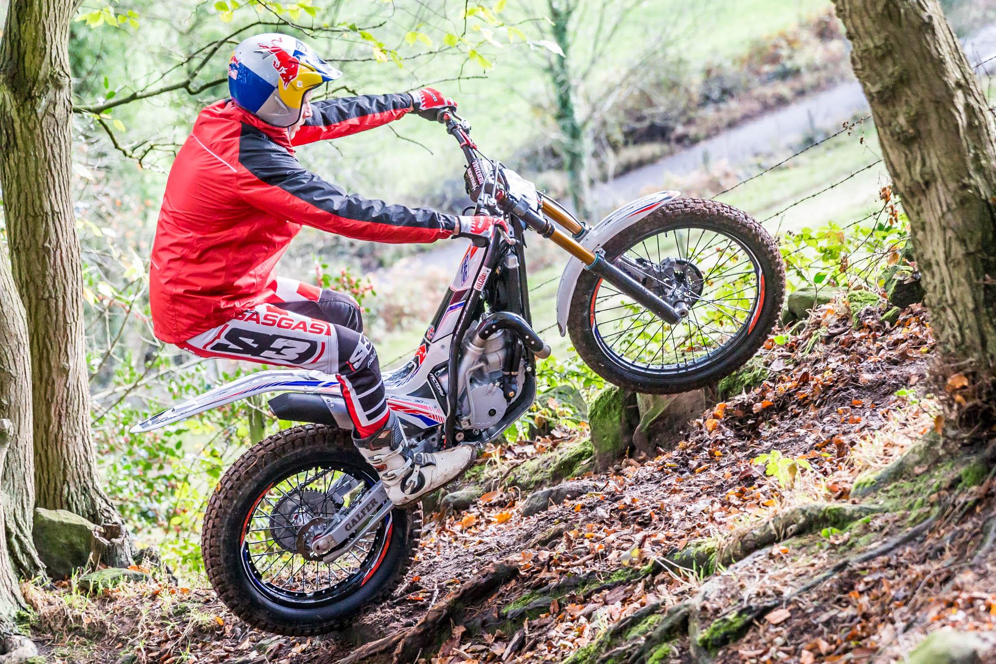 Bike Trials Photographer
