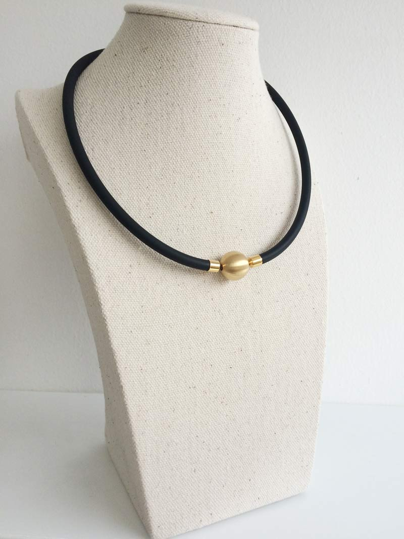 42cm-black-rubber-necklet-with-14mm-gold-plated-steel-ball-clasp.jpg