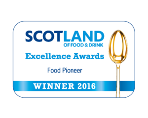 Scotland Food & Drink Excellence Awards 2016 Winners