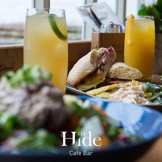 It's been a while and you have so much to catch up on so grab a friend for a chat and a catch up over a lunch for 2.  We'll see you at 12 tomorrow for a special lunch x #bfflunch #thehideampthill #ampthill #specialpeople