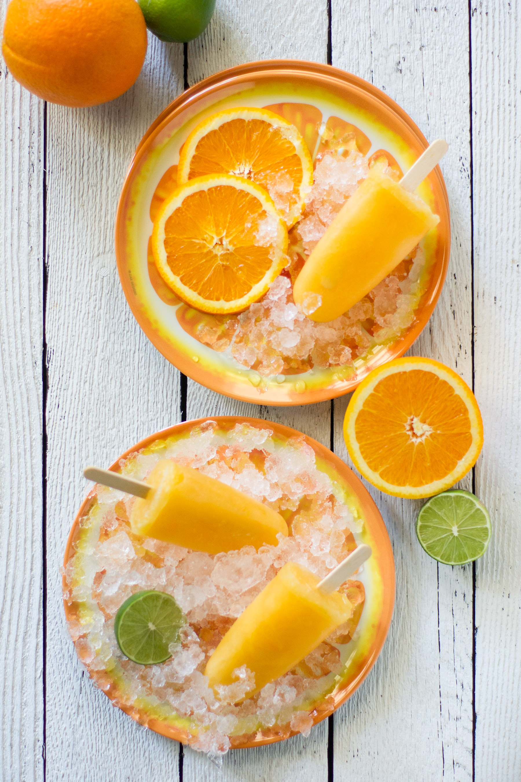 Sour Orange Paletas , The Daily Basics 2014