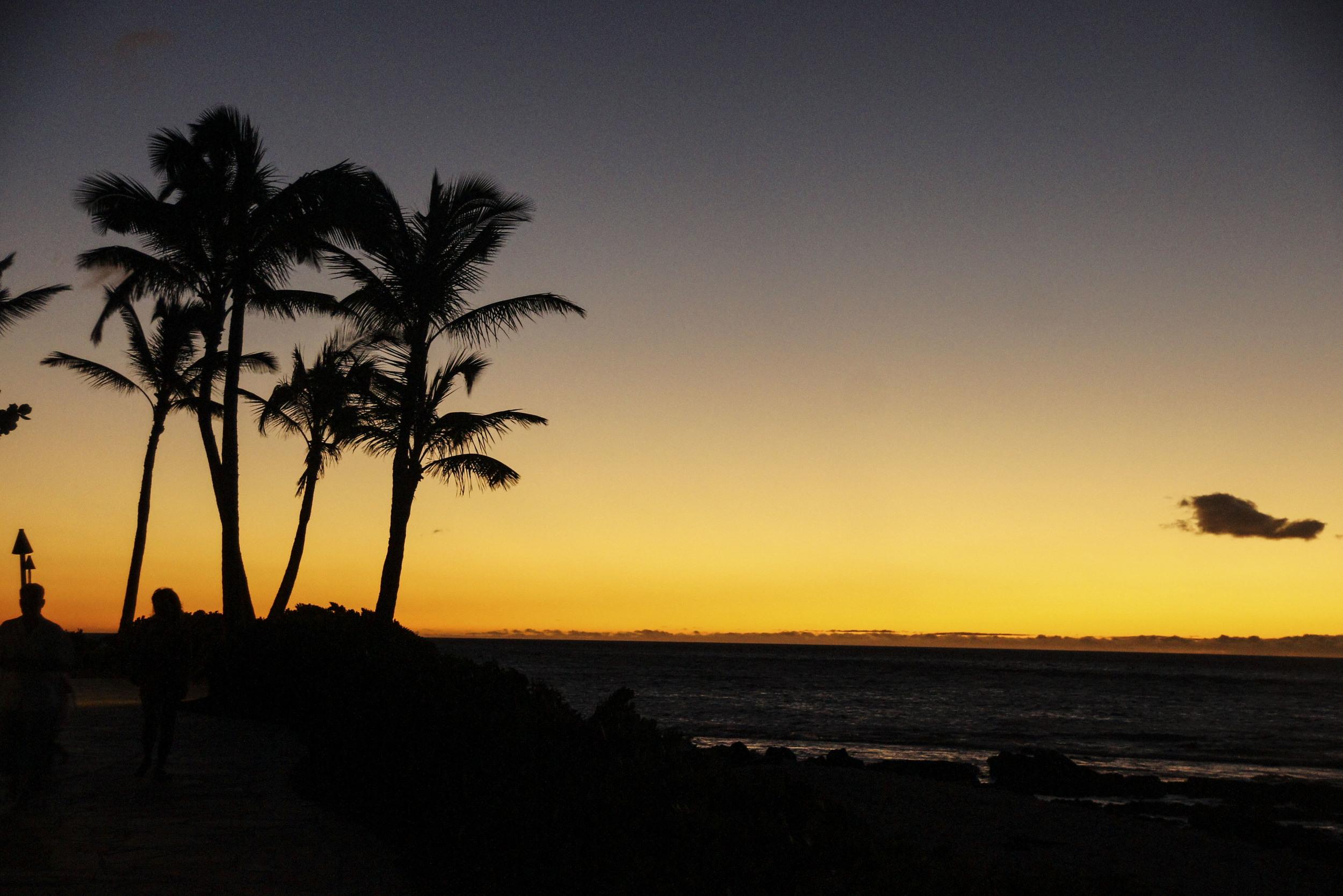 Waikoloa Beach, Hawaii 2013