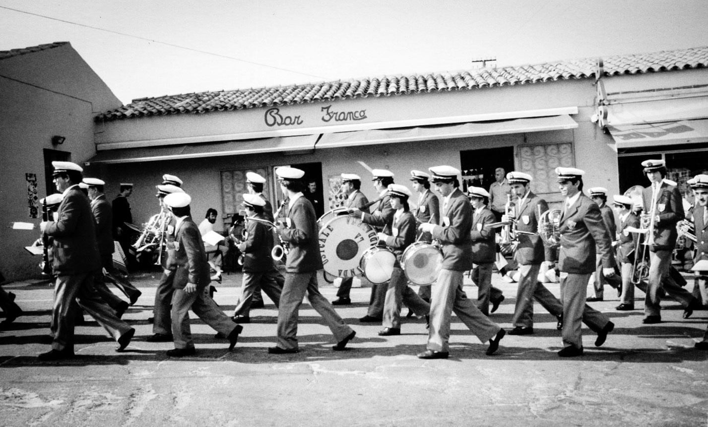 Municipal Marching Band, Palau, Sardegna Italy