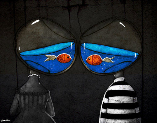 Lost Souls Swimming In a Fish Bowl