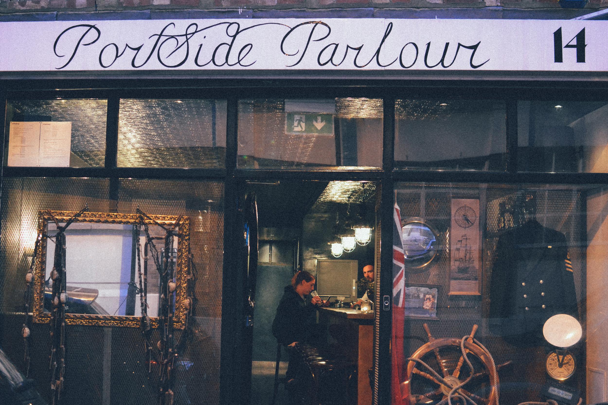 Portside Parlour Voyage Collective