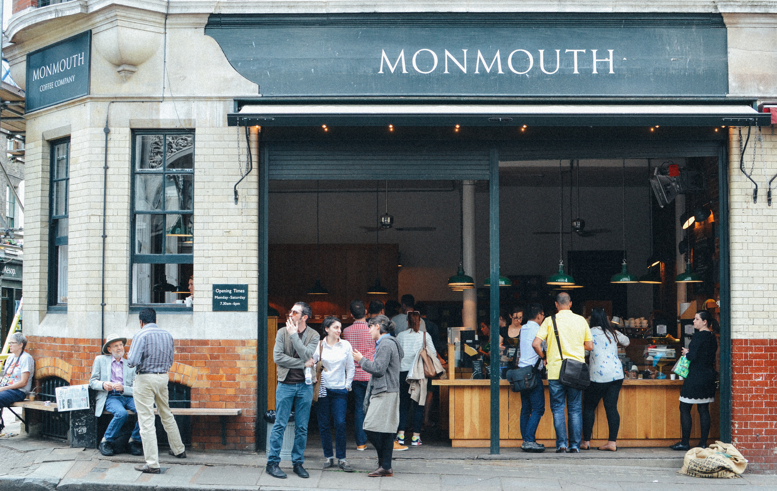Monmouth Voyage Collective