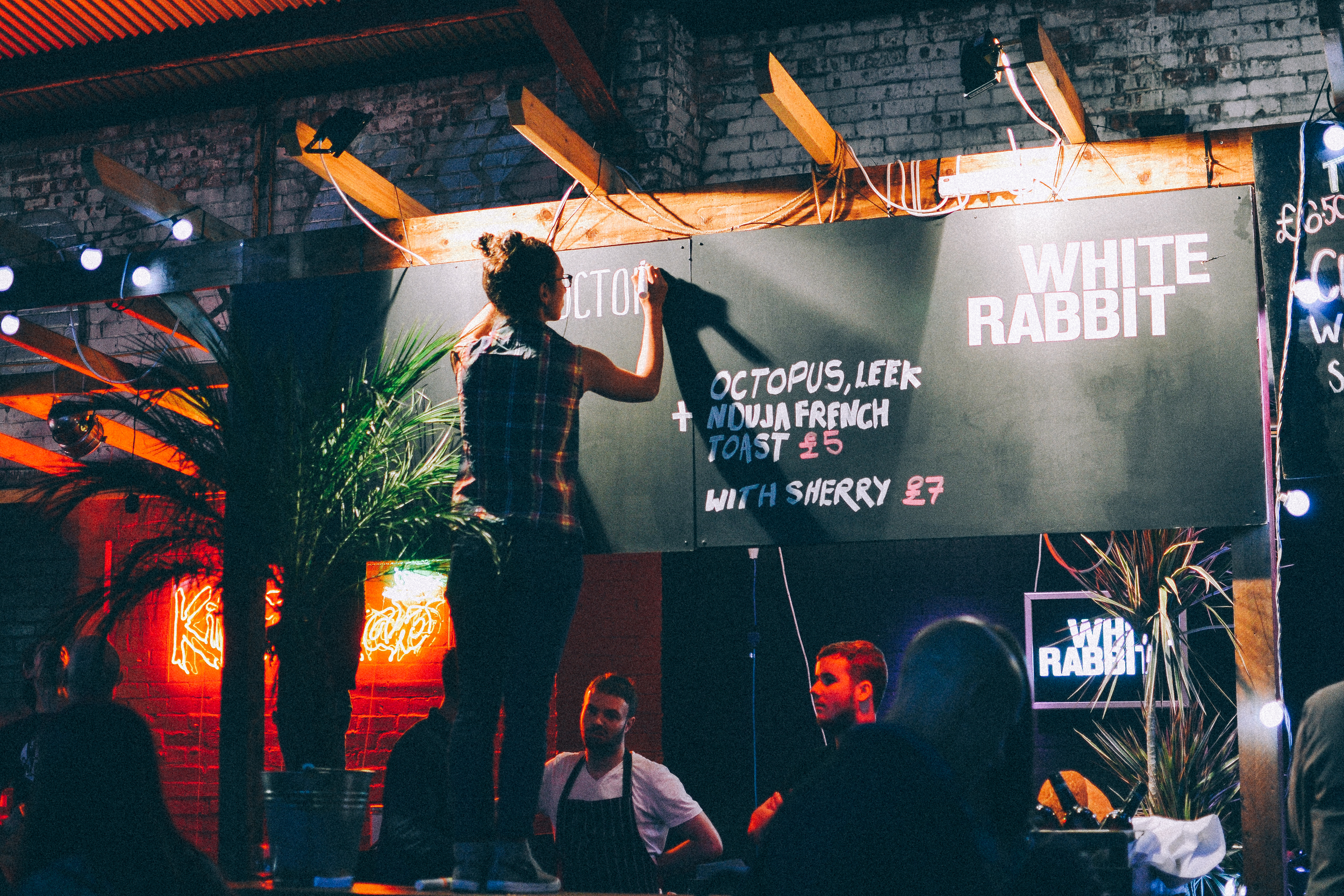 Dalston Yard Street Feast Voyage Collective