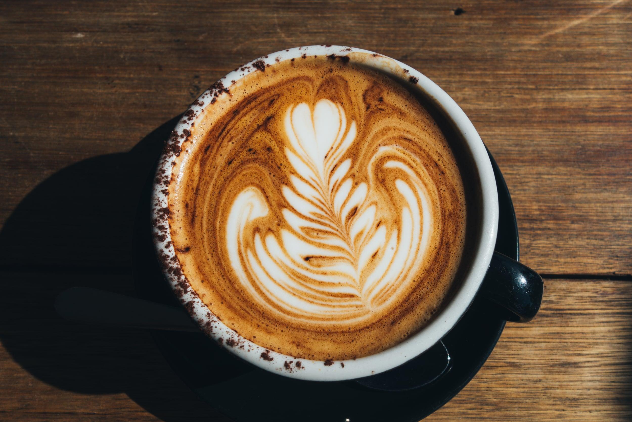 pond torquay cappuccino