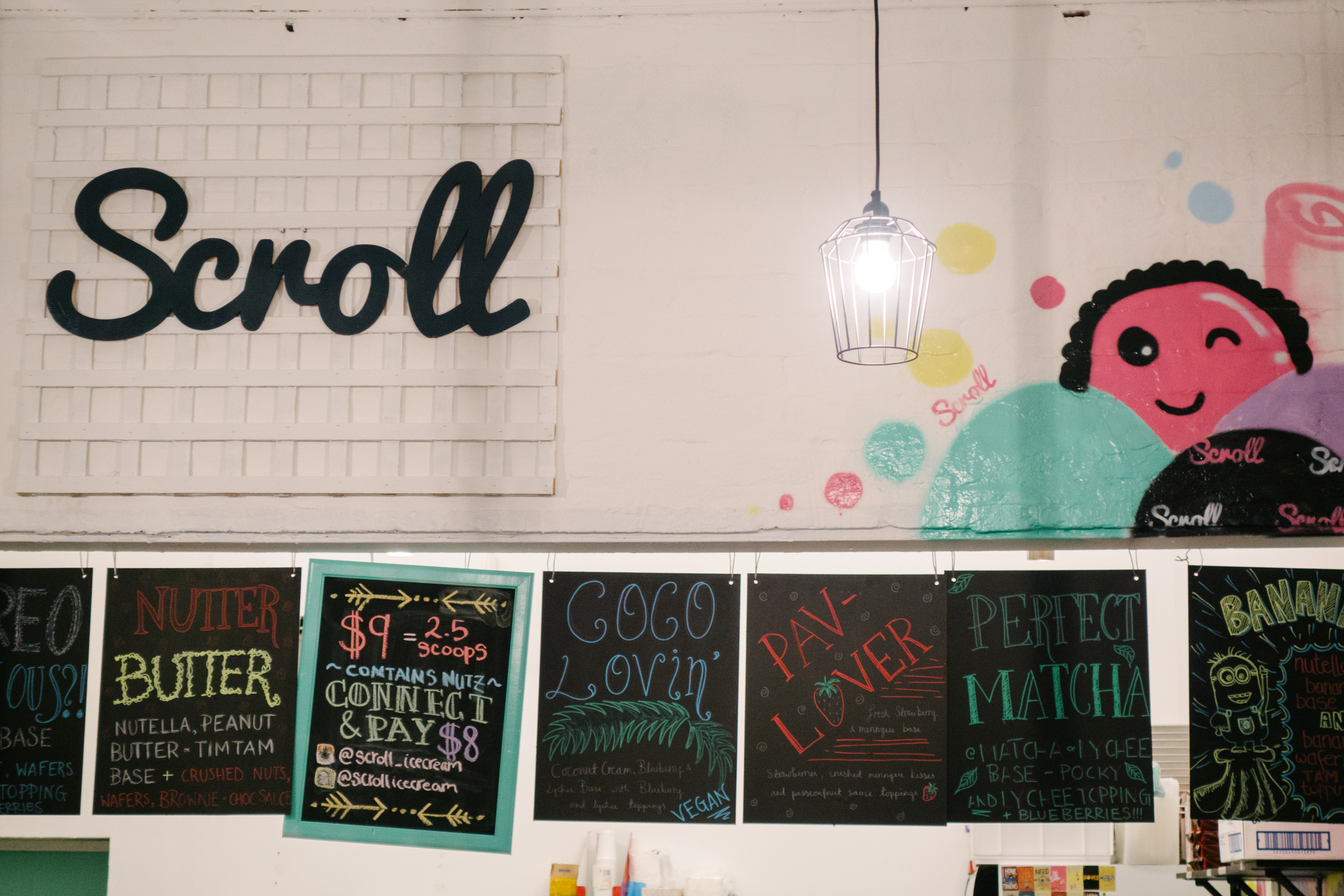 Voyage Collective Scroll Ice Cream