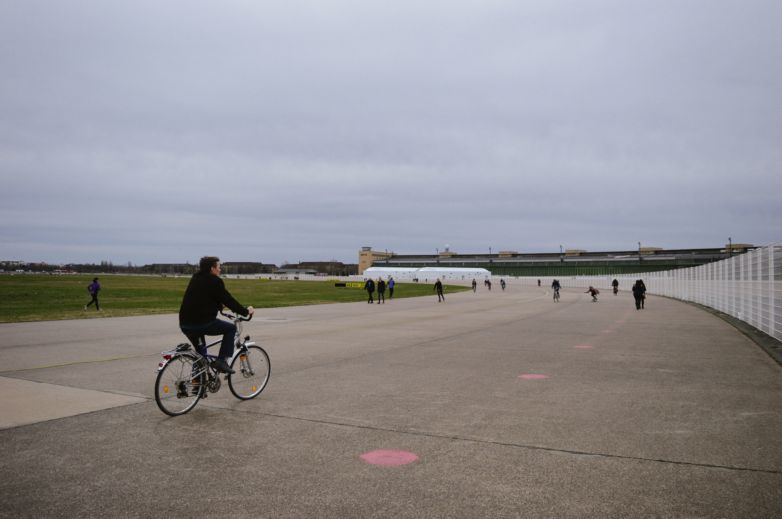 Tempelhof Airport Voyage Collective Fi McCrindle