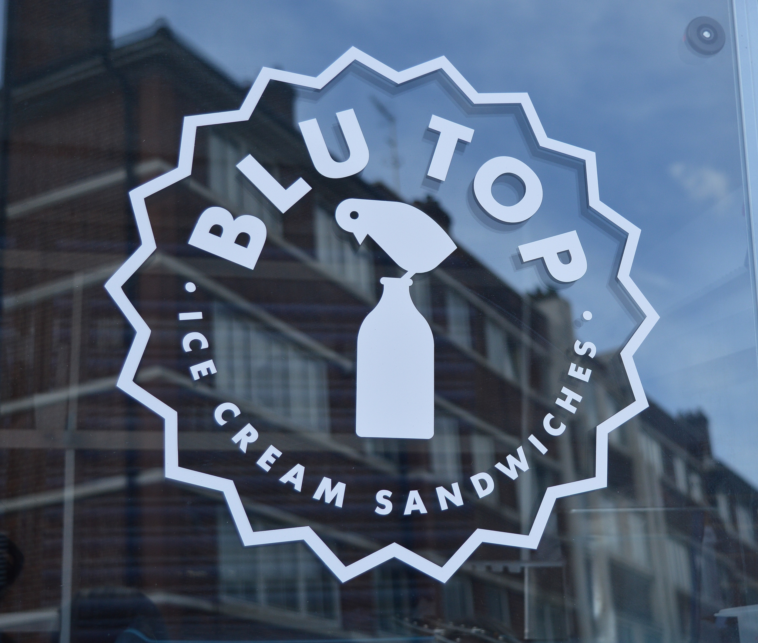 Blu Top Ice Cream Voyage Collective Fi McCrindle