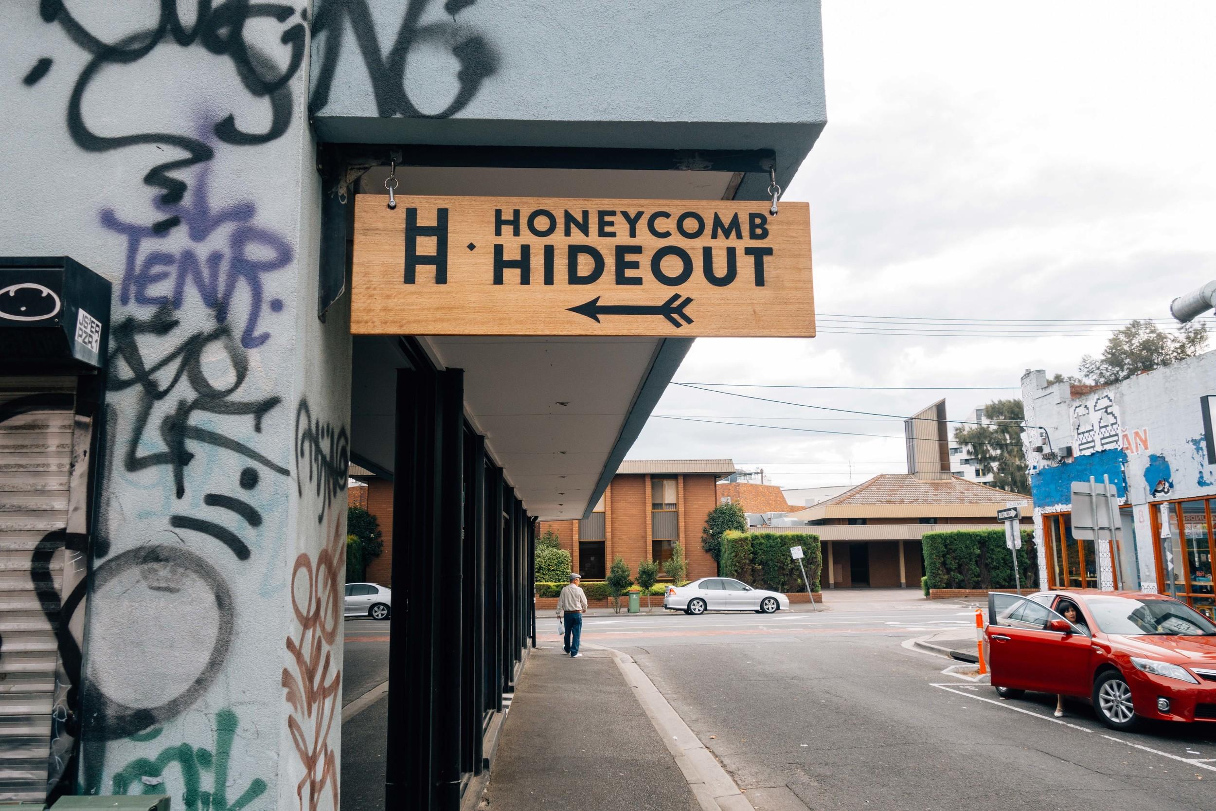 Honeycomb Hideout Voyage Collective Billie Norman