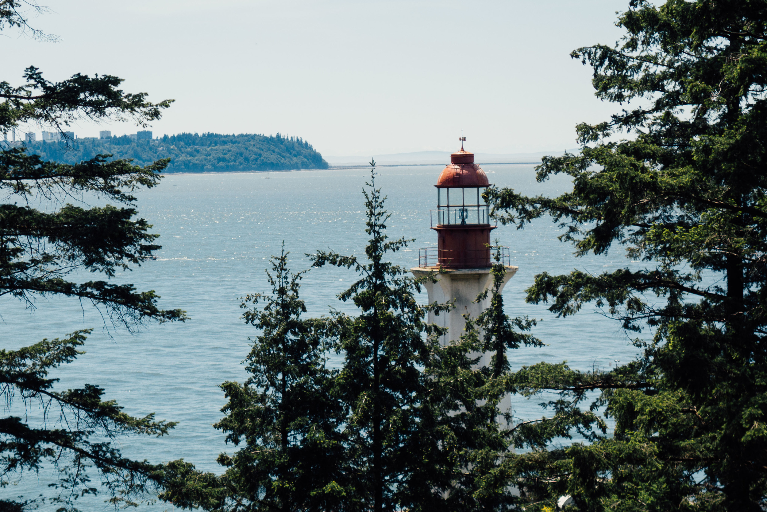 Lighthouse Park Vancouver Voyage Collective Billie Norman