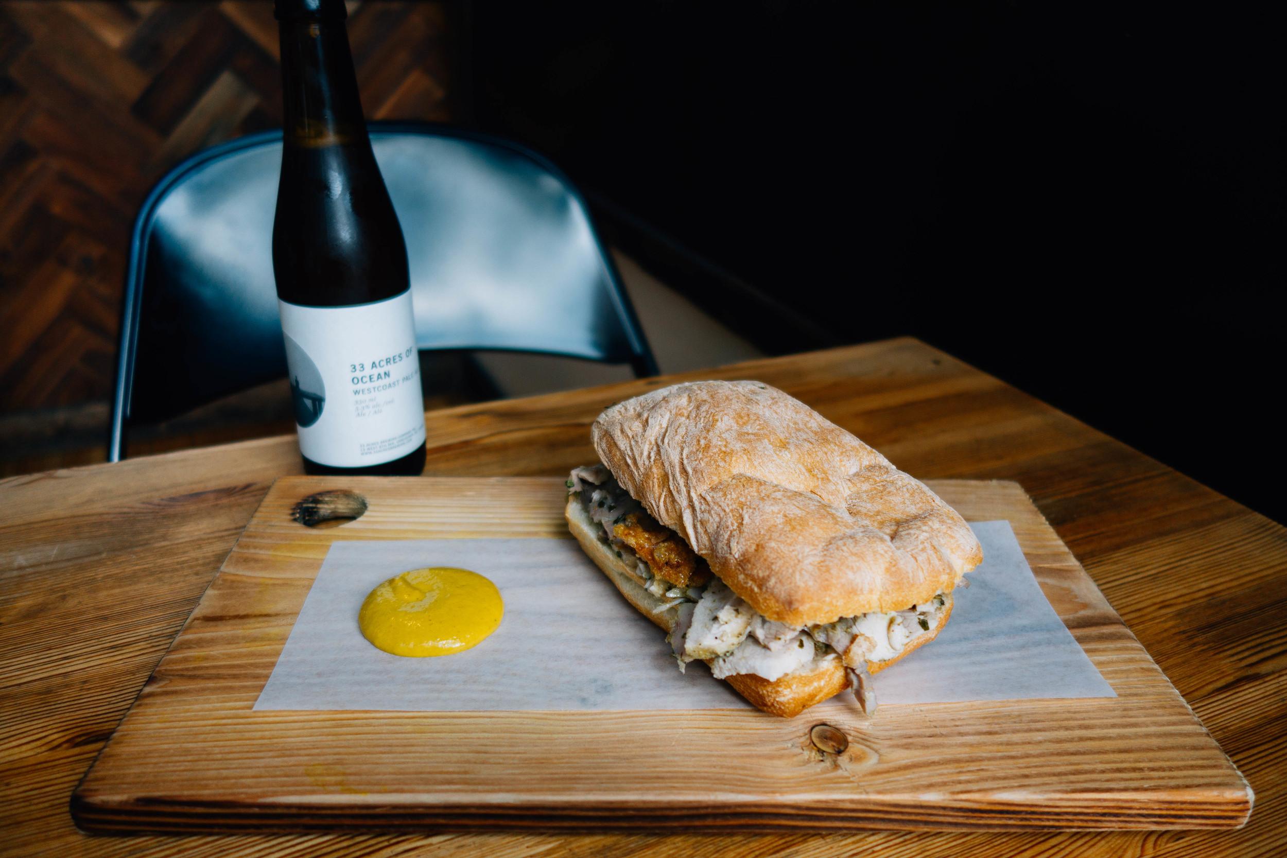 Meat & Bread Vancouver Voyage Collective Billie Norman