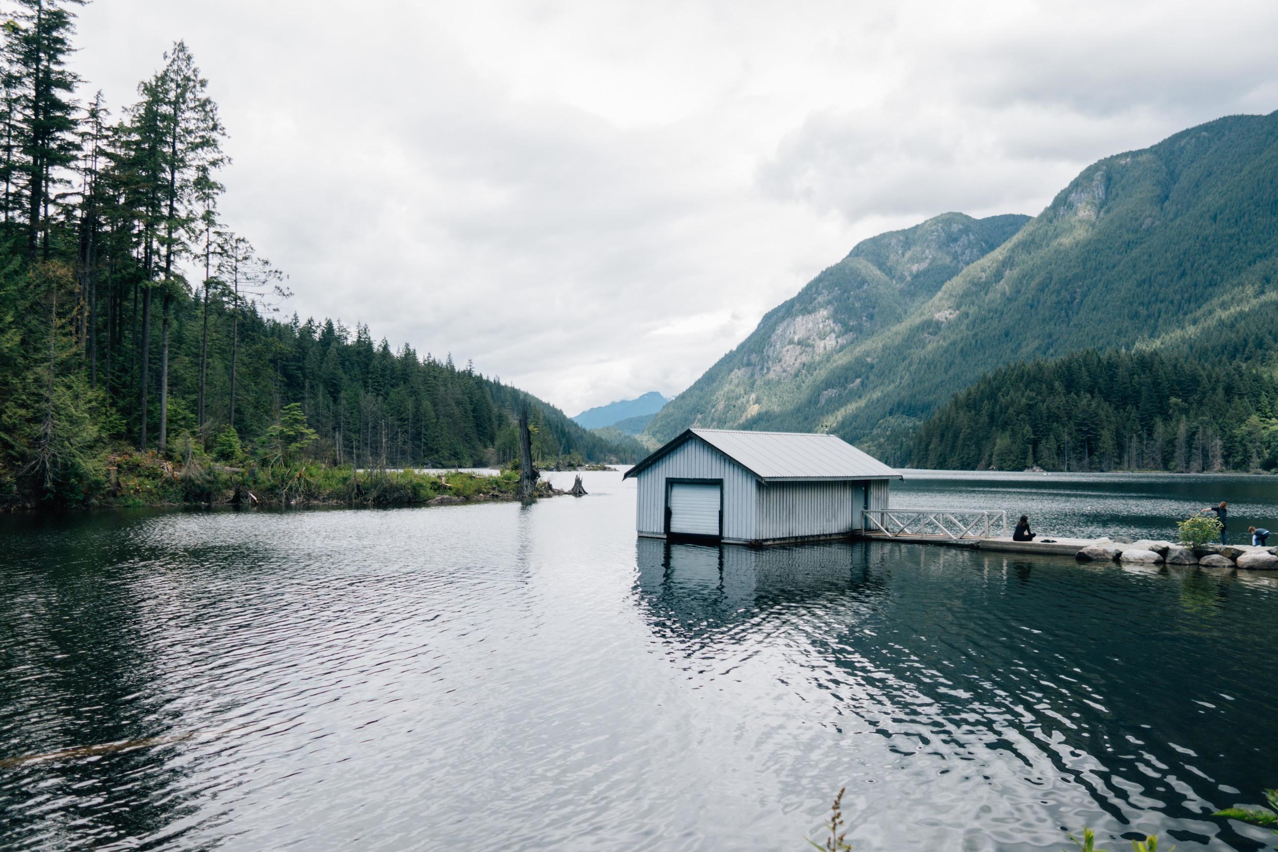 Buntzen Lake Vancouver Voyage Collective Billie Norman
