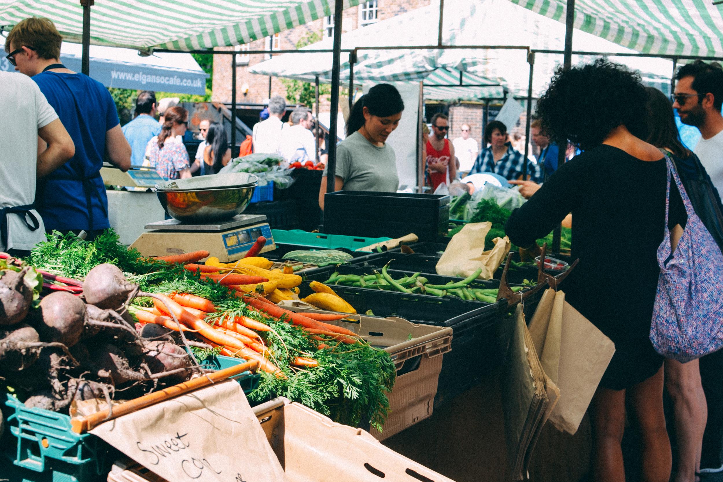 Broadway Market London Voyage Collective Billie Norman