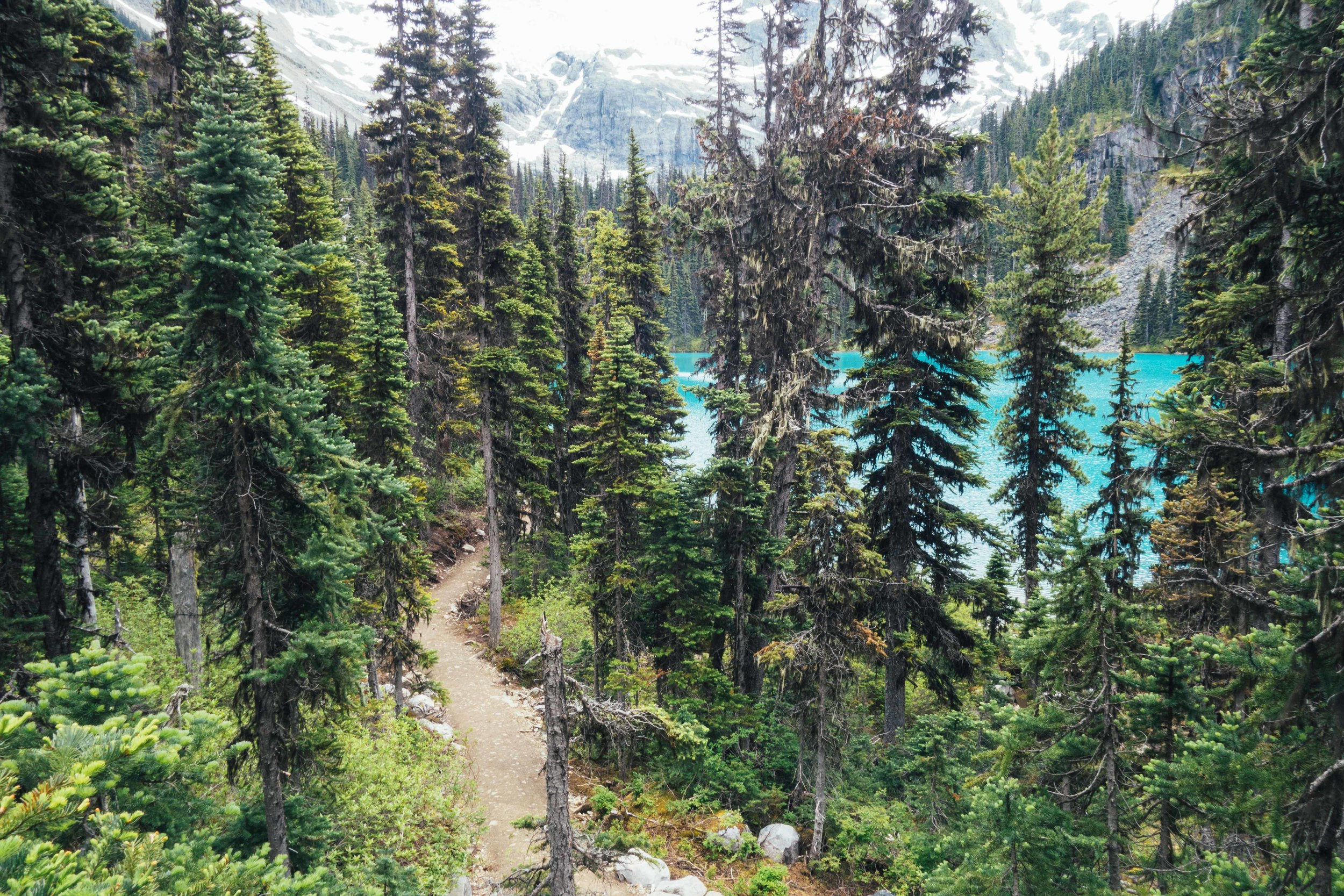 Joffre Lakes Whistler Voyage Collective Billie Norman