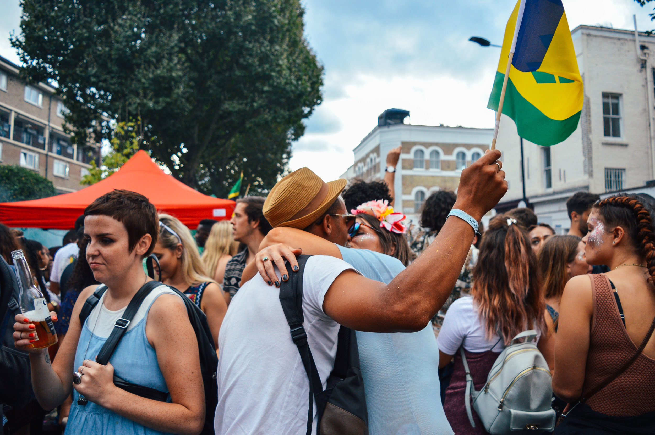 Notting Hill Carnival 2016 Fi McCrindle Voyage Collective