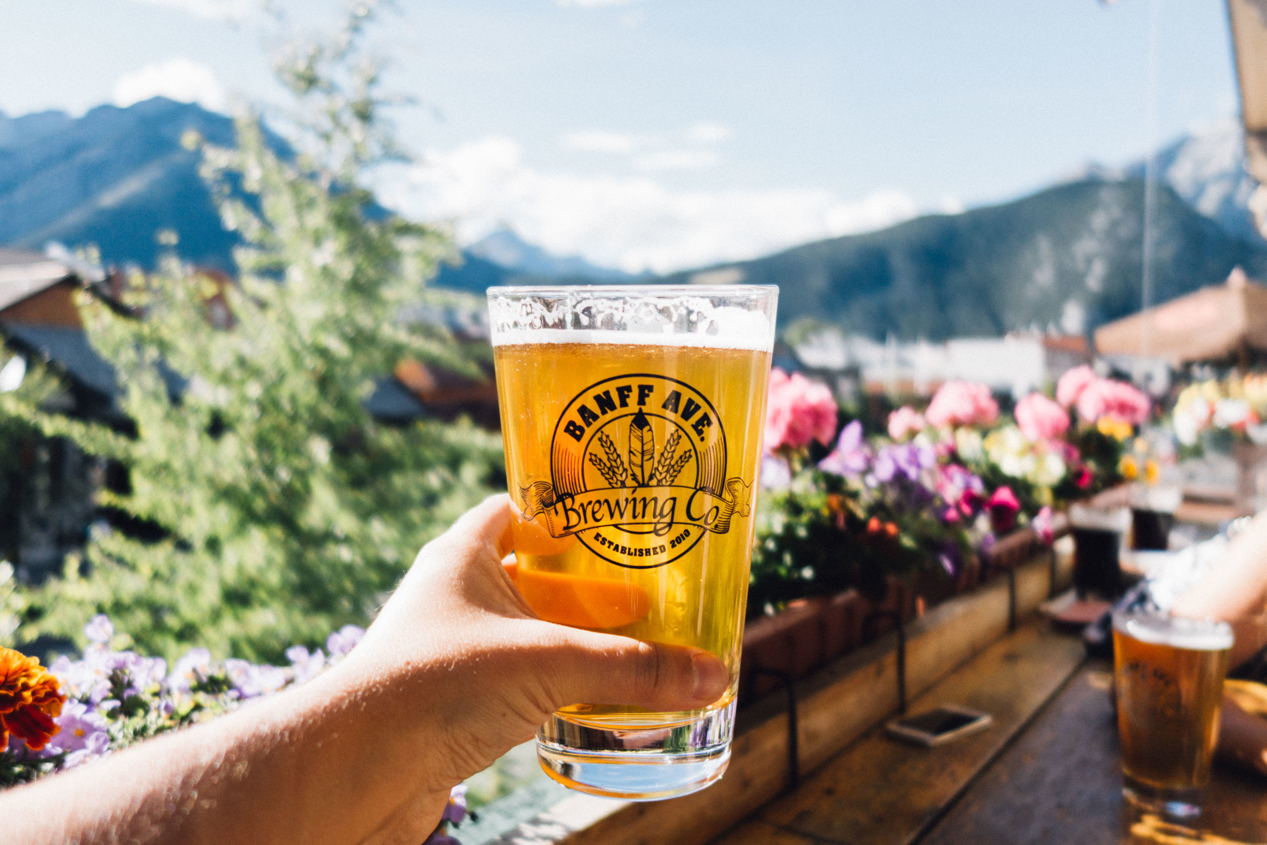 Banff Ave Brewing Co Banff Voyage Collective Billie Norman