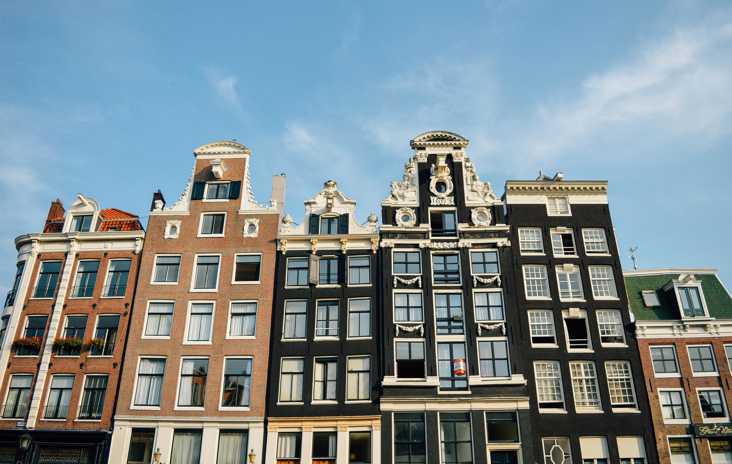 Amsterdam architecture Voyage Collective Fi McCrindle