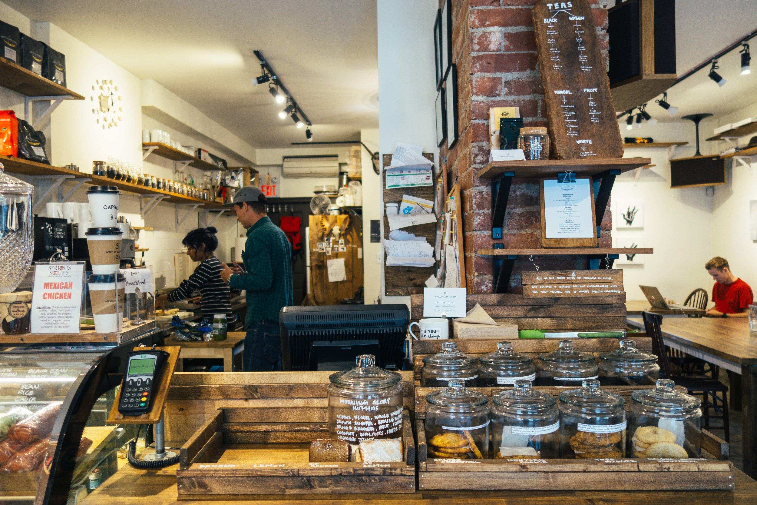 Aperture Coffee Bar Vancouver Voyage Collective Billie Norman