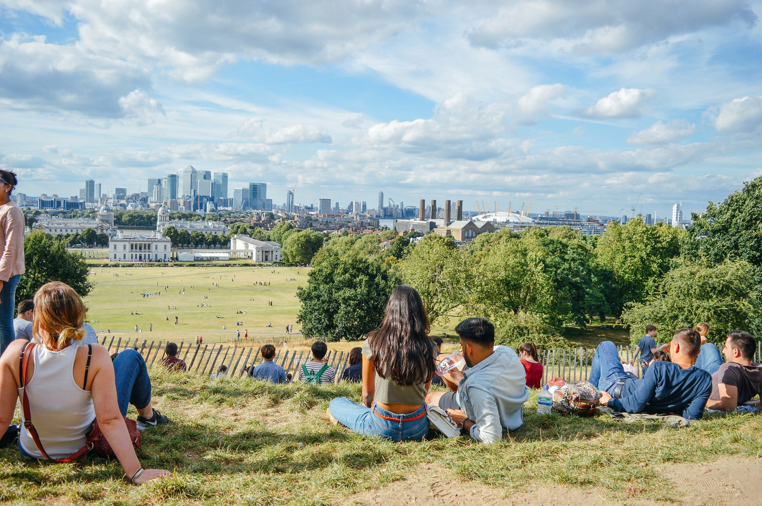 Greenwich Park London Voyage Collective Fi McCrindle
