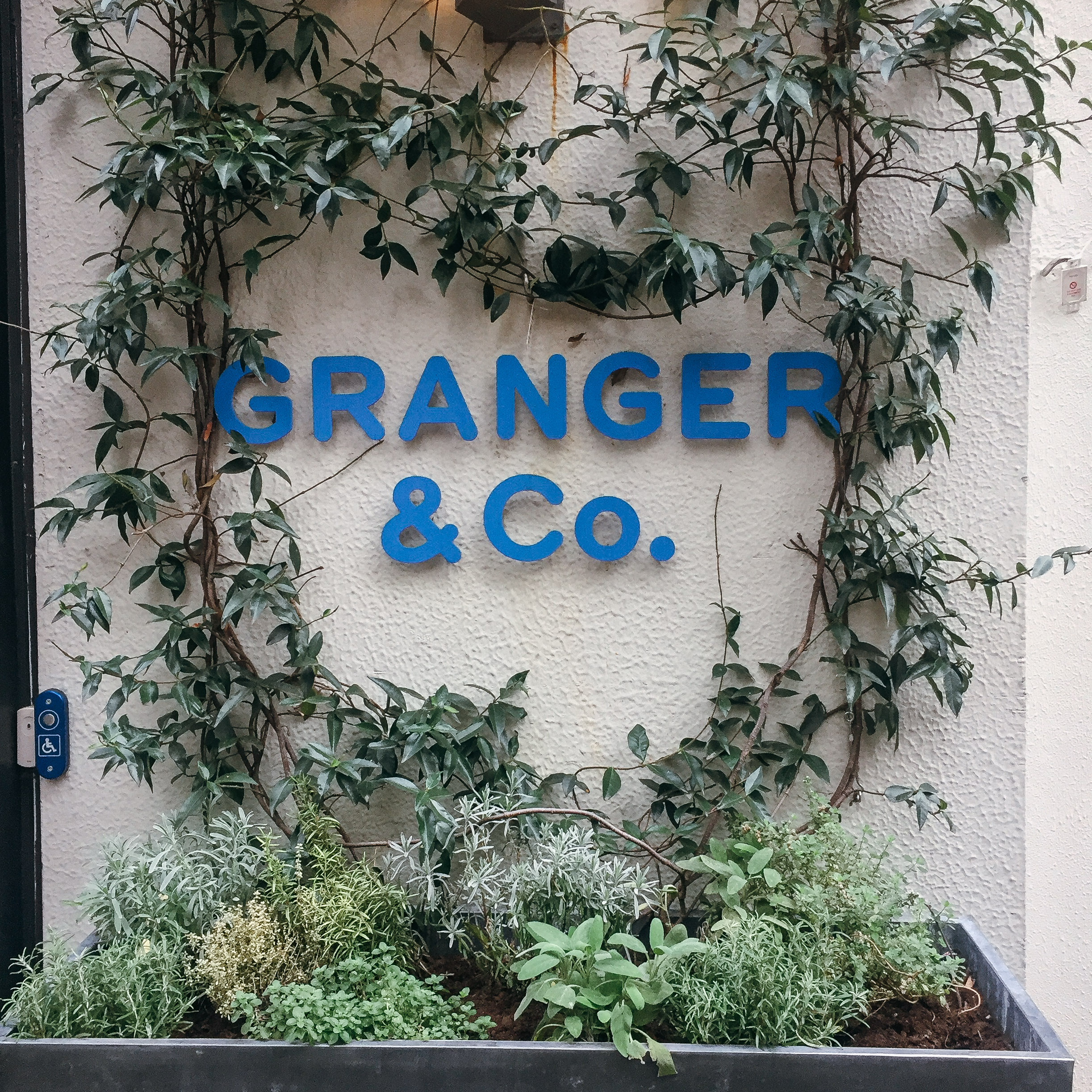 Granger & Co London Voyage Collective Olivia Cocker
