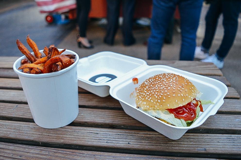 Bleecker Street Burger London Voyage Collective Fi McCrindle