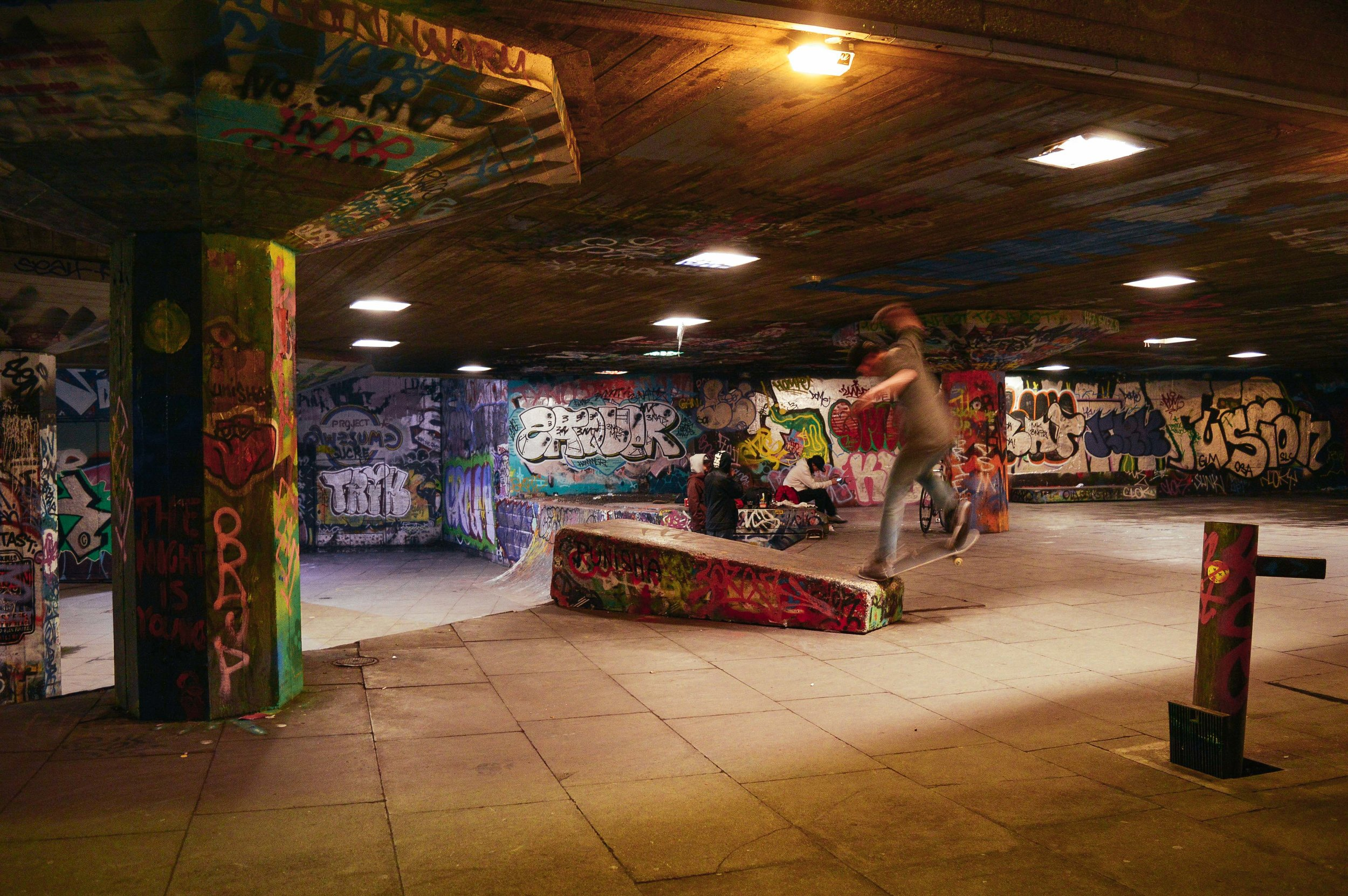 Southbank Skatepark London Voyage Collective Fi McCrindle