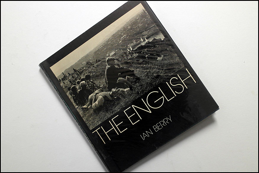 The English by Ian Berry, now out of print but worth tracking down if you can.