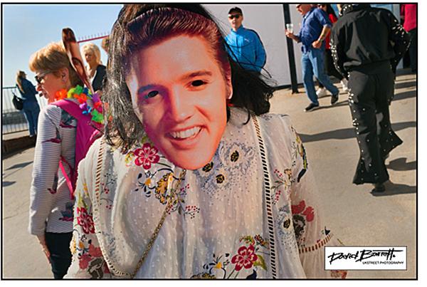 The Porthcawl Elvis Convention.