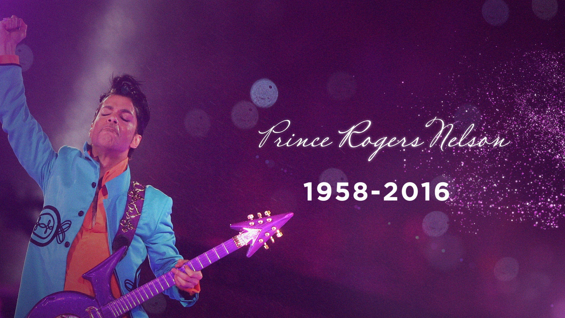 PRINCE TRIBUTE At Essence Festival