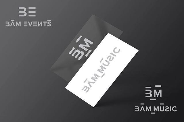 ⚜️🙏 #Logo #EntertainmentIndustry #MusicIndustry #BamMusic #BamEvents #Events #MusicProduction #Mark #Emblem #Icon #Design #DesignDirection #Branding 🙏⚜️