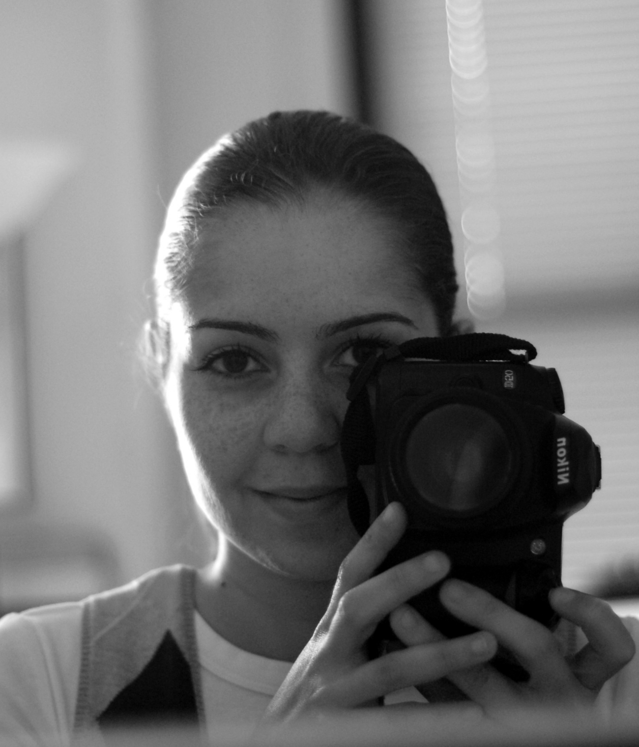 ~2005, with my first DSLR.
