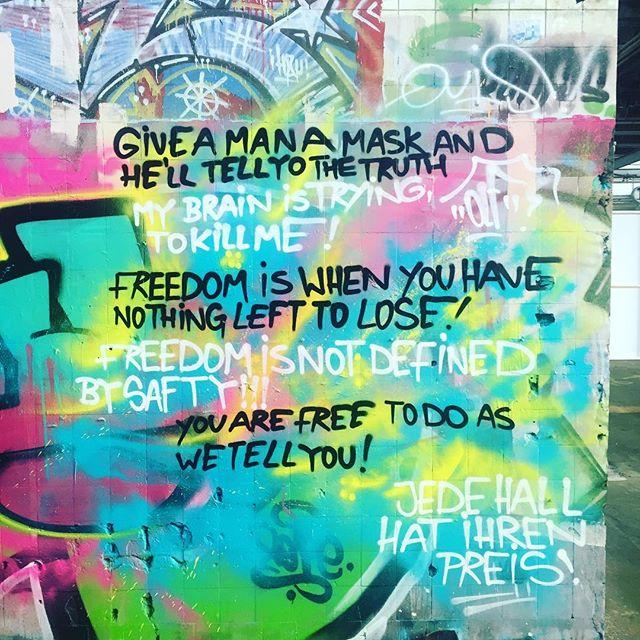 #artistruth #streetart #urbanart @streetart_official @streetartfiles
