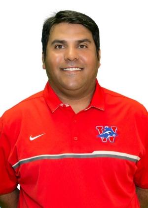 Tony Salazar: Assistant Head Coach/Defensive Coordinator