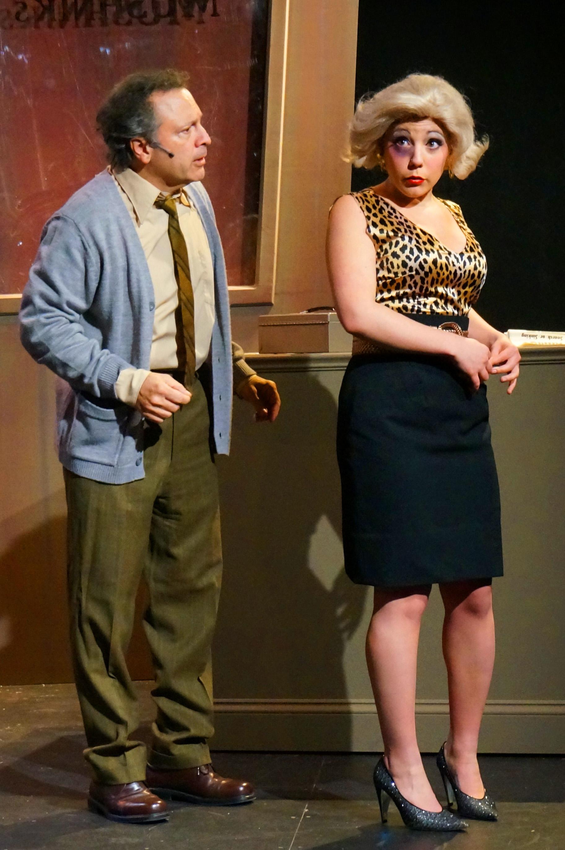Lou Ursone and Elissa DeMaria