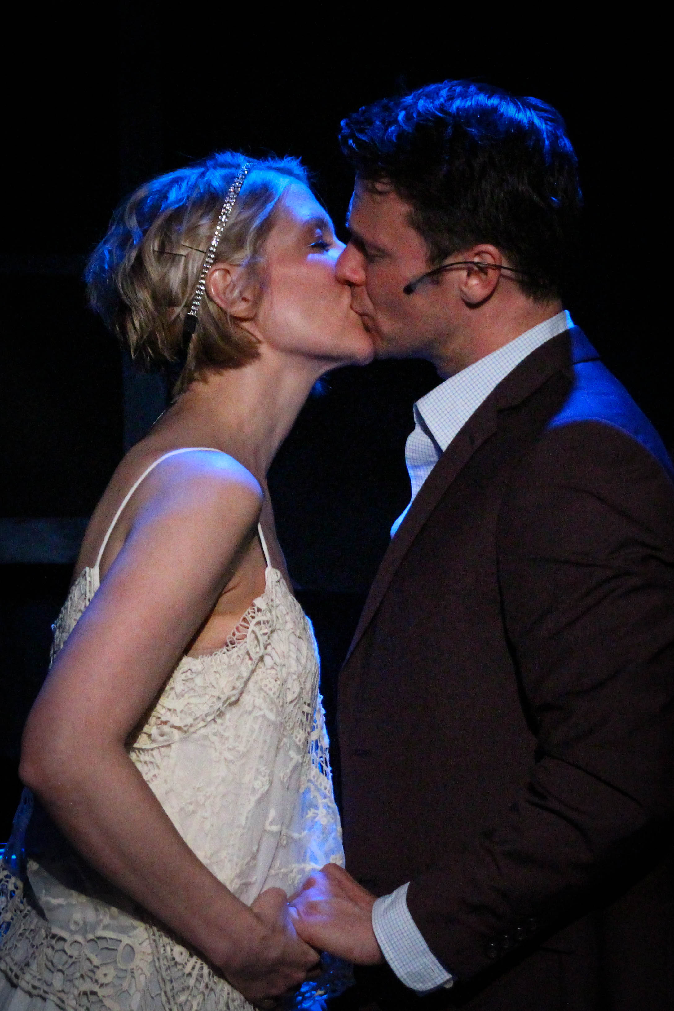Jennifer Malenke and Nicolas Dromard