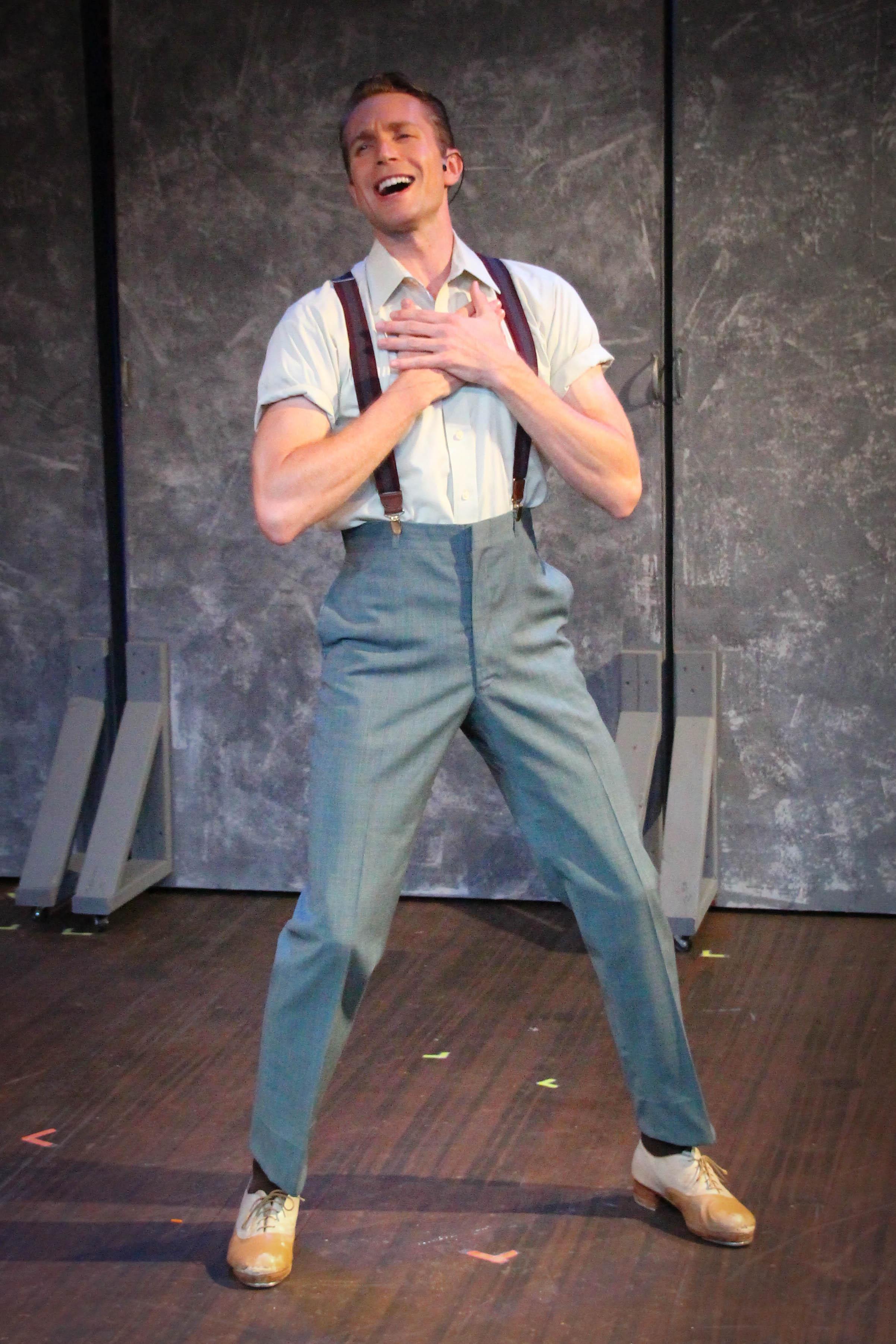 Joe Grandy (Photo by Joe Landry)