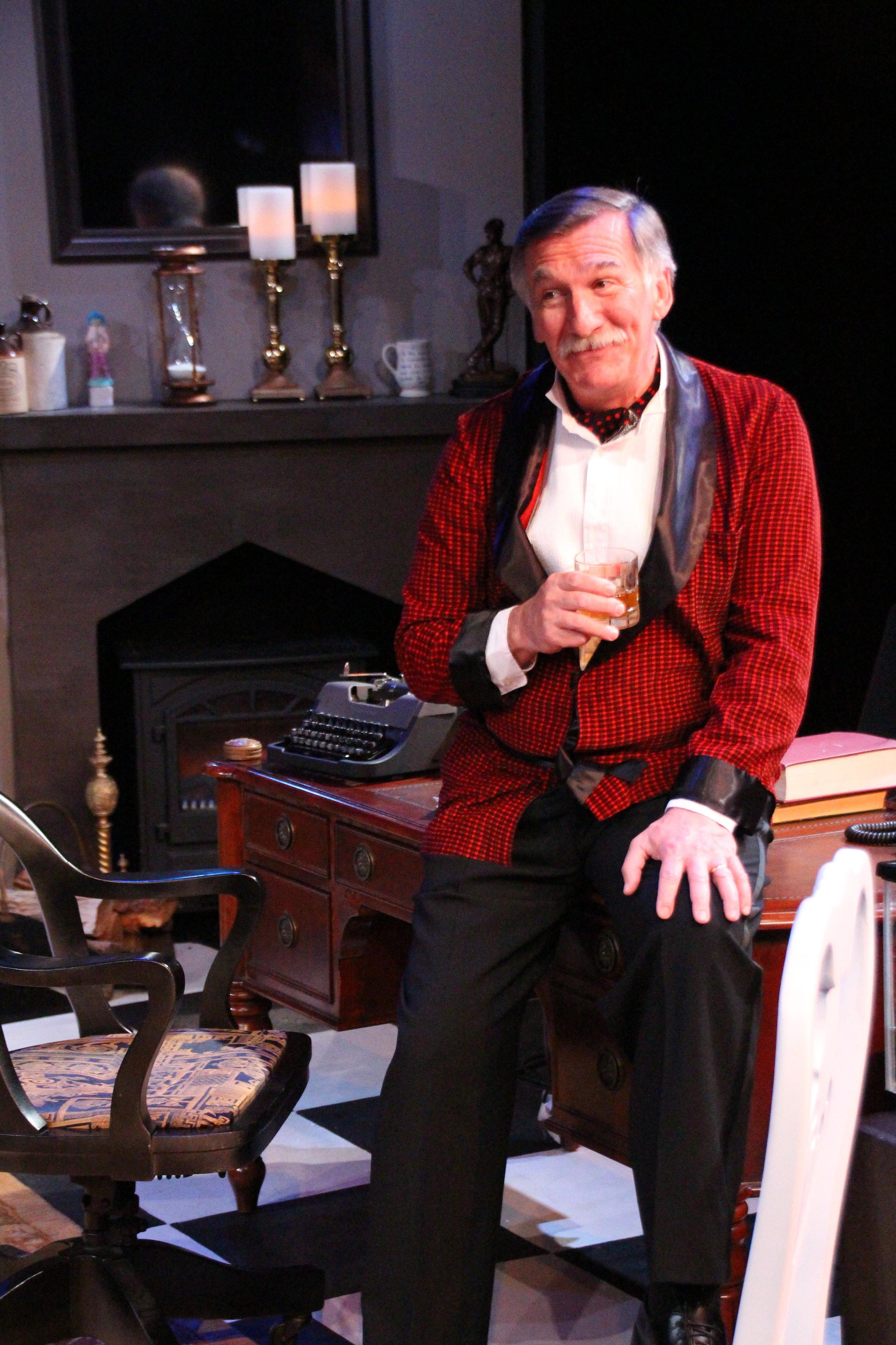 John Little (Photo by Joe Landry)