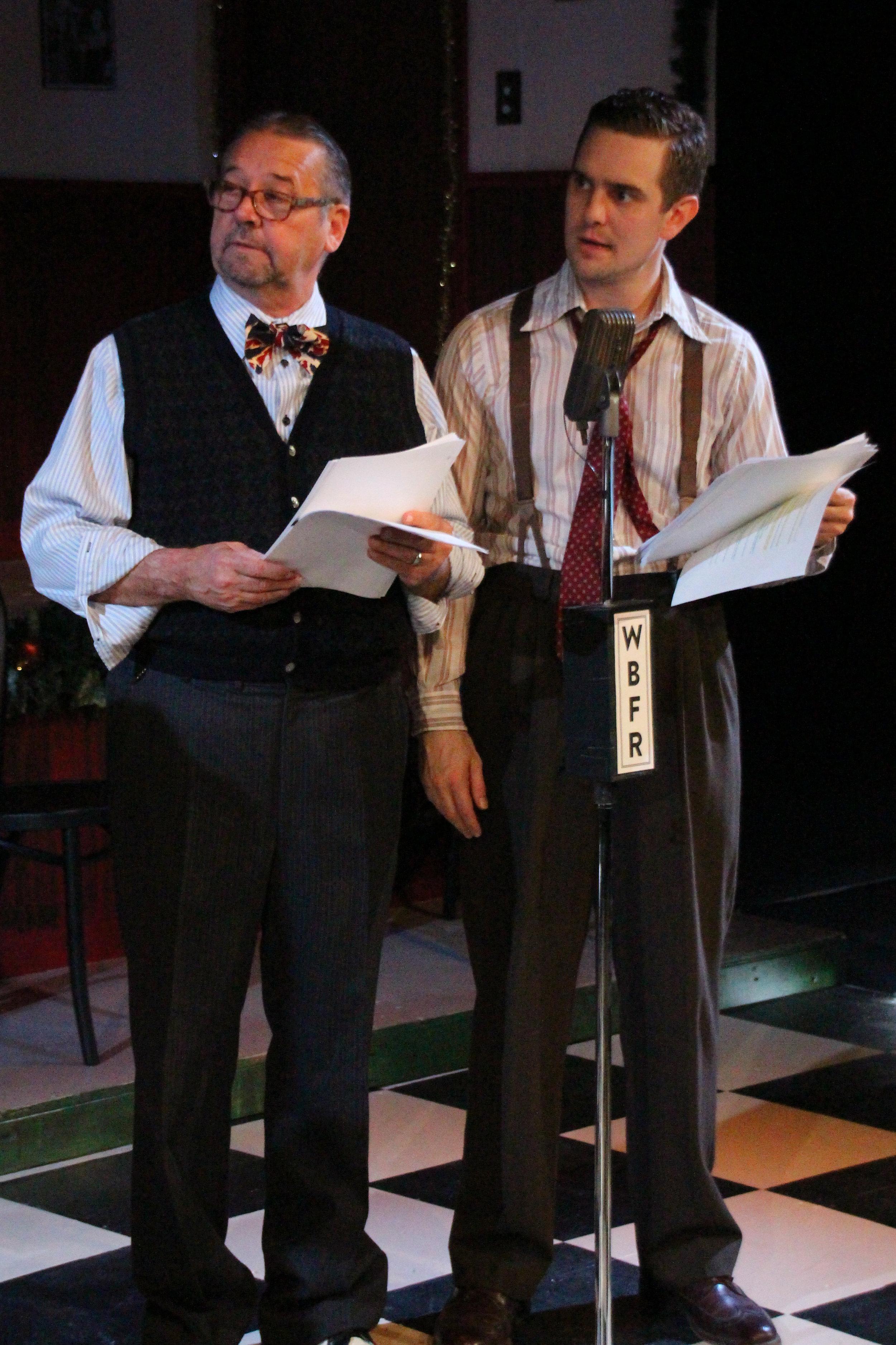 Jim Schilling and Jon-Michael Miller